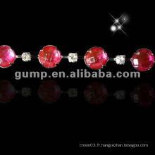 Sangles de soutien-gorge en métal (GBRD0184)