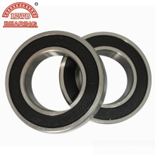 ISO Certificated Deep Groove Ball Bearing with Black Corner (6206ZZ)