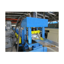 Construction material highway guardrail roll forming machine