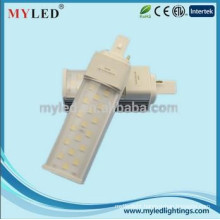 11W Rotable Lamp AC85-265V E27 G23 G24 PL Light LED Indoor Lighting