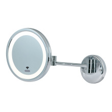 Sensor Magnifying wall mirror