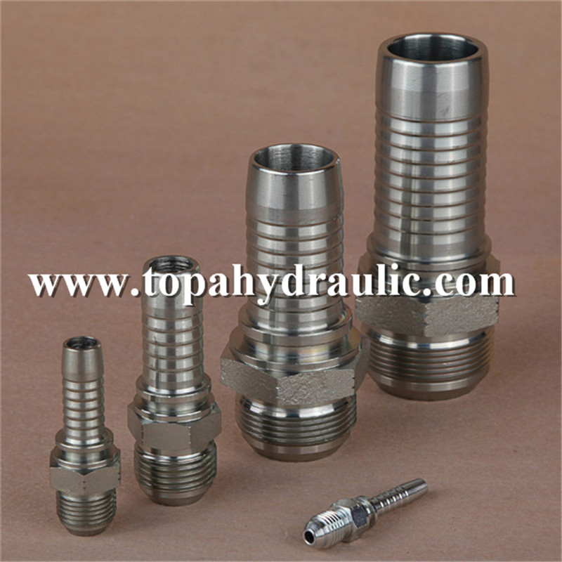16711 Carbon Hose Fitting Hydraulic Fitting