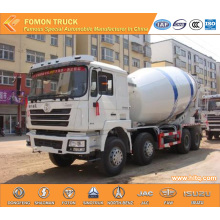 SHACMAN cement truck mixer high quality factory price
