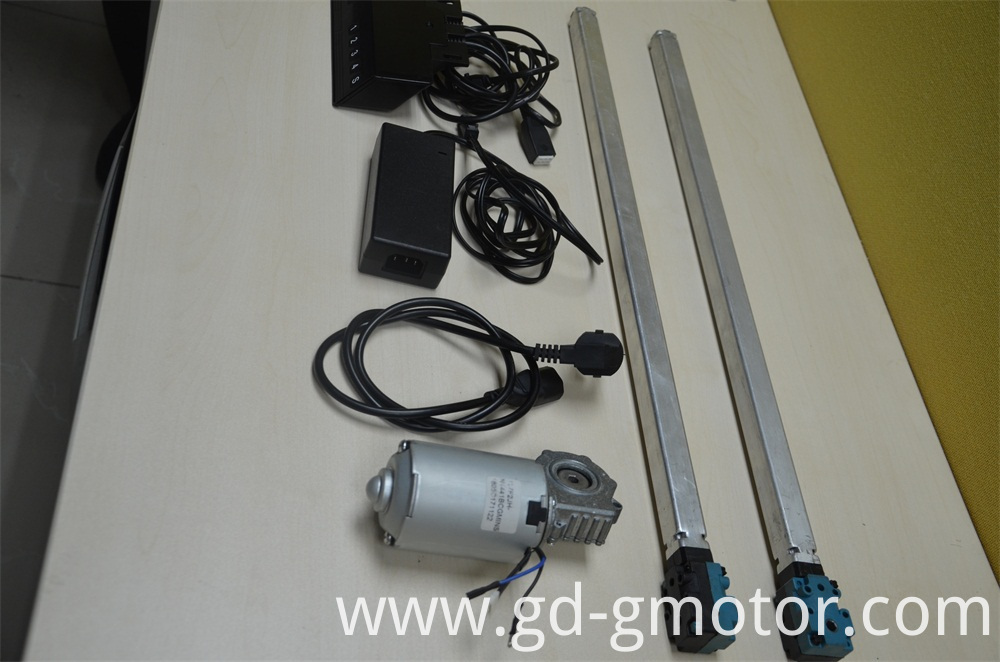Ergonomic Linear Actuators