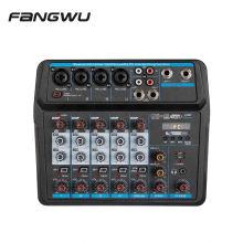 Good Quality Black Professional Dj Mixer Controller