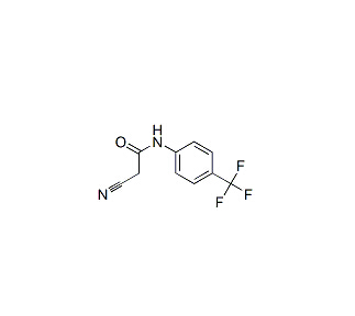 2-Cyano-N-[4-(Trifluoromethyl)Phenyl]Acetamide CAS 24522-30-3