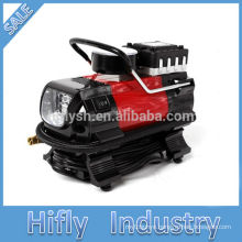 HF-J207 DC12V Car Air Compressor Portable Air Compressor Plastic Air Compressor (CE Certificate)