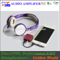Akku-Verstärker Kopfhörerverstärker Akku-Verstärker