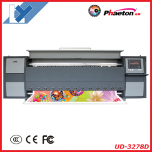 3.2m Phaeton Ink Jet Solvent Large Format Digital Printer (UD-3278D)