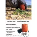 NJW-21 4 Ton NOVO CHEGADA Ar Exaustor saco de ar do carro Jato de ar do carro Inflável (certificado do CE)