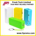 Popular Multicapacity Battery Charger Perfume 2600mAh Portable Power Bank (C008)