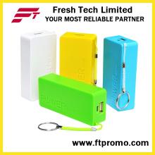 Banco de potência do popular Multicapacity bateria carregador Perfume 2600mAh portátil (C008)