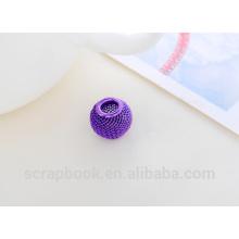 2016 Perlen Garn Innendekoration Alibaba co uk dekorative bunte Kristall Perlen Seed mit Loch verwendet für die Herstellung von Schmuck /DIY