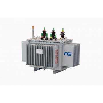 Transformador de tipo inmerso en aceite de alto rendimiento