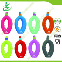 500ml BPA Free Foldable Sports Water Bottle with Private Label