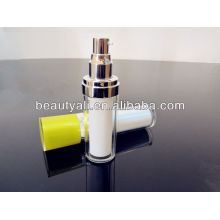 30ml 50ml 80ml 120ml cone acrylic lotion bottle for packaging