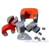 Horseshoe Education Cast Alnico Magnet