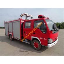 2ton ISUZU Fire Sprinkler Truck Euro4