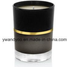 Velas de soja perfumadas românticas para decoração de casamento