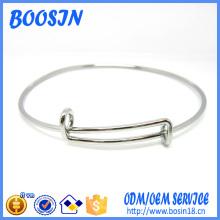 Bracelet en fil ajustable de haute qualité en gros