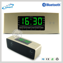 Top Quality Clock LED Display Andriod APP Control Bluetooth Speaker Made in China