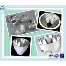 Anodización Aluminio / Aluminio Bobina de lámina reflectante utilizada en iluminación