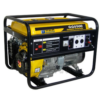 1.0-6.0kw Portable Gasoline Generator for Home Shop