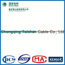 Professional OEM Factory Power Supply pvc insulated flexible 4 core cable electric wire
