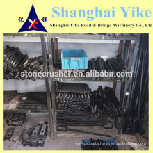 supply shangbao parker jaw crusher spare parts wearing parts bolts, nuts washer email:export@ykcrusher.cn