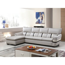 Modern Leather Sofa, Corner Sofa, L Shape Furniture (961)