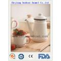 6 PCS Ménage Cuisine émail Ware