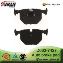 D683-7427 Brake Pad for BMW and Land Rover
