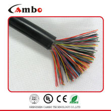 jelly filled multipair 4 wires outdoor telephone cable for waterproof and ratproof best price with best quality