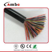 Желе заполненный многопользовательский 4-проводный наружный телефонный кабель для водонепроницаемой и устойчивой к растрескиванию лучшей цены с лучшим качеством