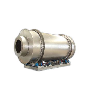 Sea Sand Drying Equipment 3 Drum Rotary Dryer