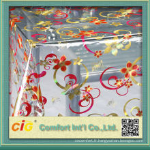 2014 Alibaba Chine fabricant numérique imprimé table tissu