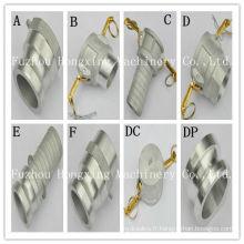 Fuzhou Honging bonne qulity Aluminium camlock raccord