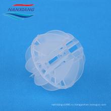Пластиковые столикий polyhedral полый шарик для очистки сточных вод