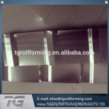 Qualitätsmessstandards manuelle Dachziegelherstellung Maschine verarbeitet durch CNC-Drehmaschine