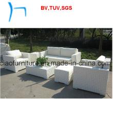 F- Garden Sofa Furniture Wide Rattan Sofa Set (K-9060)