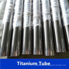 Geschweißte Gr2 Edelstahl Titan Tube aus China Factory