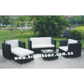 Rattan Wicker Outdoor Sofa Set Garden Furniture by-019
