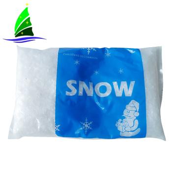 Winter White Artificial Snowflake Christmas Tree Decoration