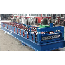 Automatic Big Wave Corrugated Roofing Sheet Roll Forming Machine