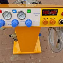 Machine de pulvérisation de revêtement en poudre
