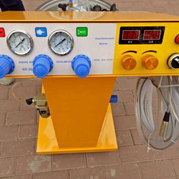 Pulverbeschichtungssprühmaschine
