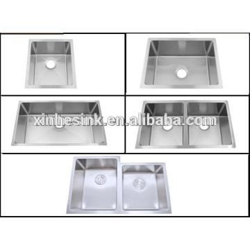 Deep Handmade Küche Doppelwaschbecken