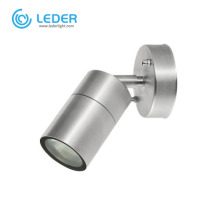 LEDER Adjustable Beam Angle 3W Outdoor Wall Light