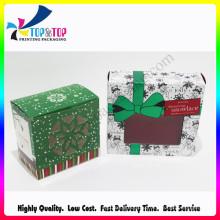 Комбинированная коробка из серебряной фольги с двусторонним покрытием