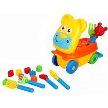 Летний игрушечный детский песочный пляжный игрушечный автомобиль с En71 (H1336164)